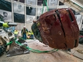 40th Anniversary Corvetted Rescued From Sinkhole