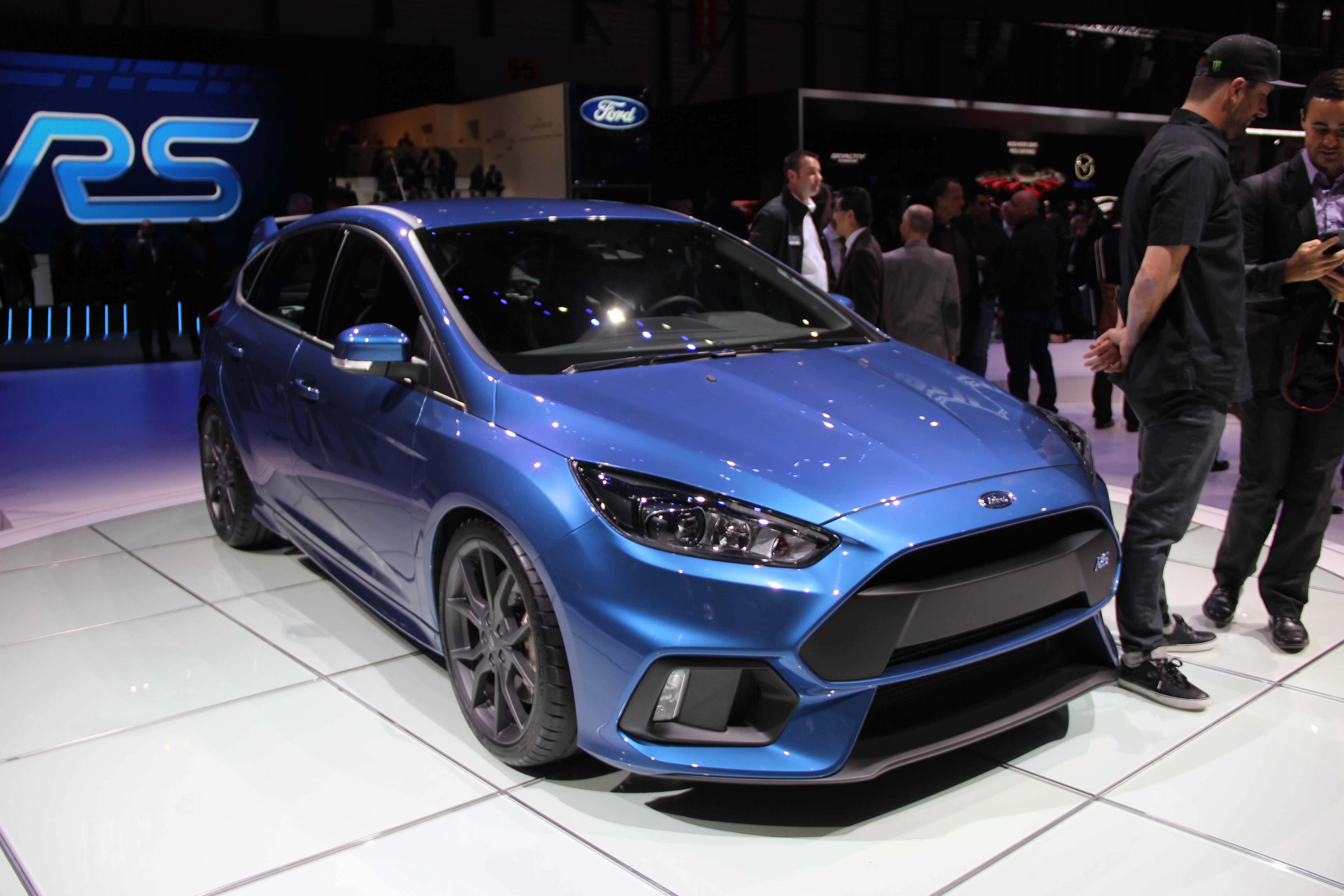 ford focus rs is us bound and awesome news. Black Bedroom Furniture Sets. Home Design Ideas