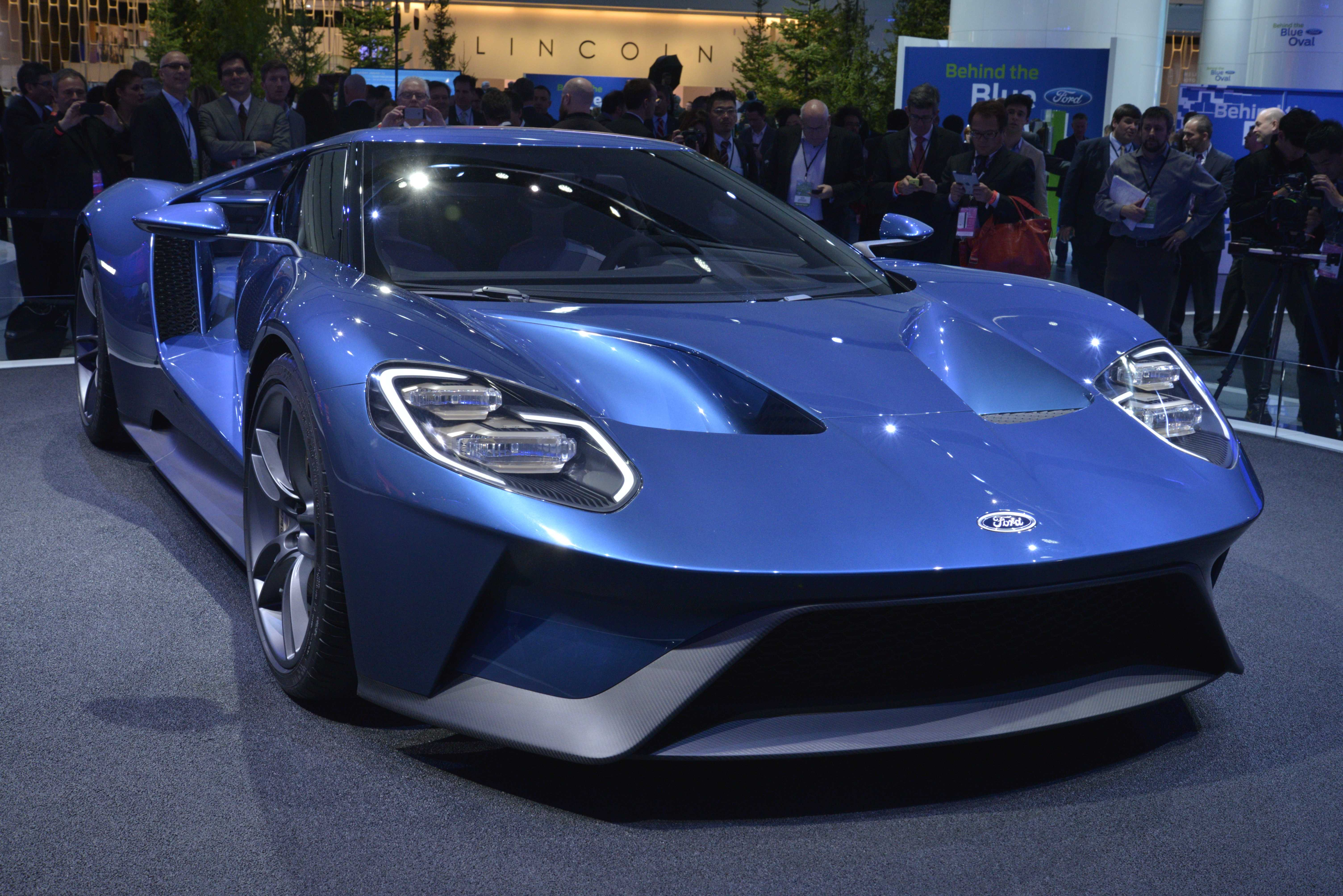 Quote The New Ford Gt