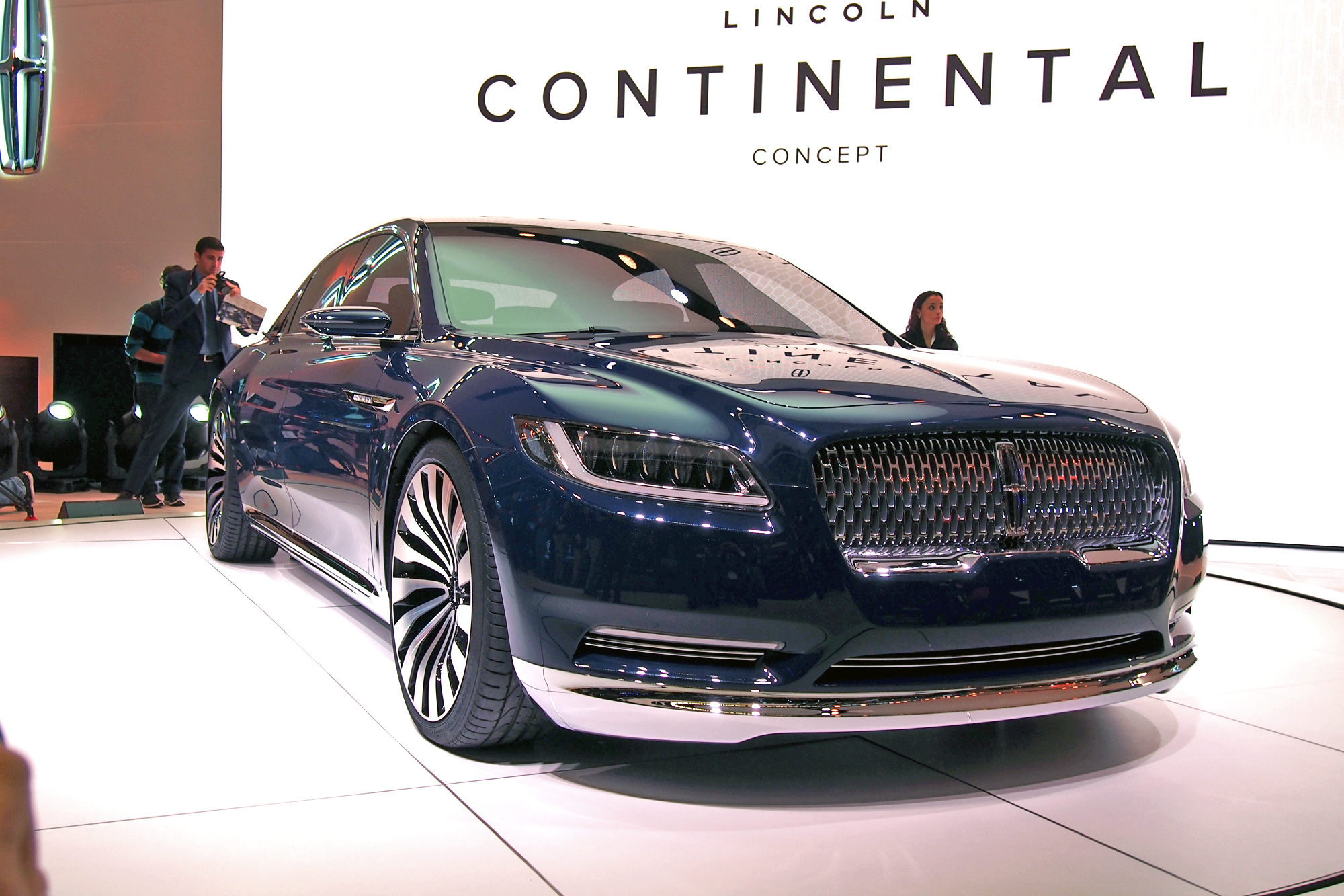 lincoln continental new york auto show 2015 lincoln. Black Bedroom Furniture Sets. Home Design Ideas