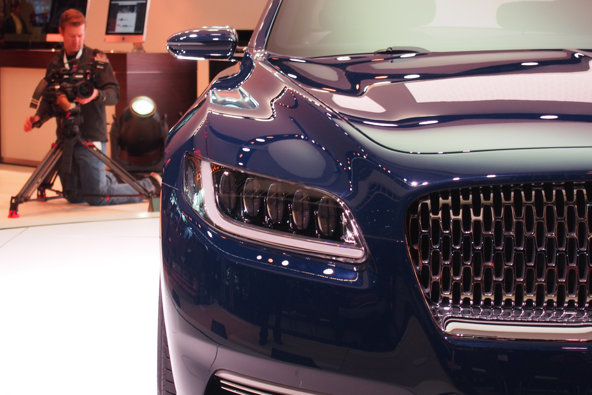 Elegant Lincoln Continental Concept Video First Look  AutoGuide