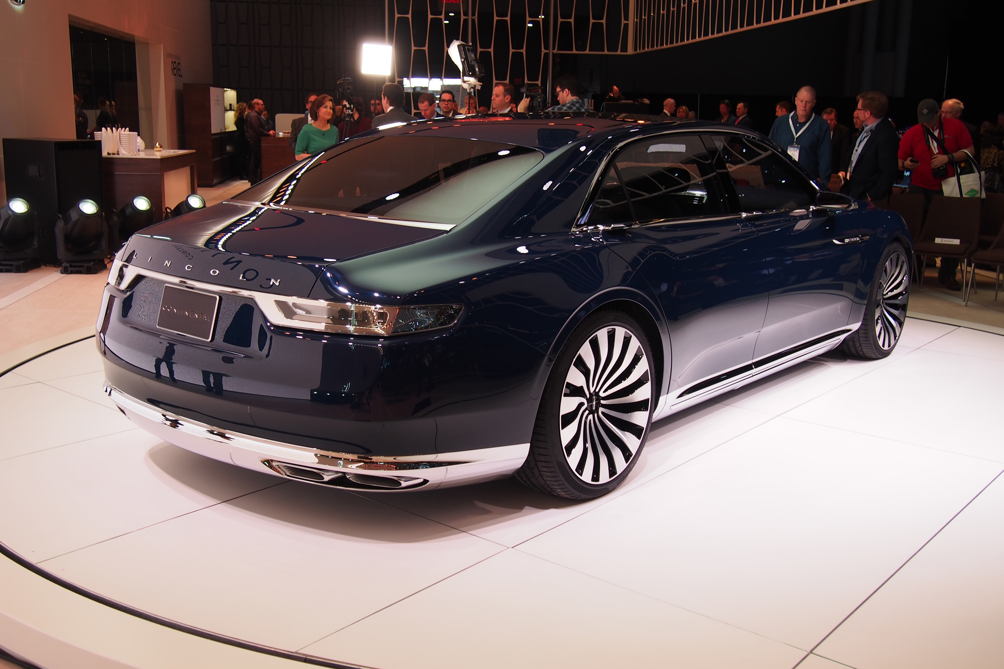 Lincoln Continental New York Auto Show. lincoln ...