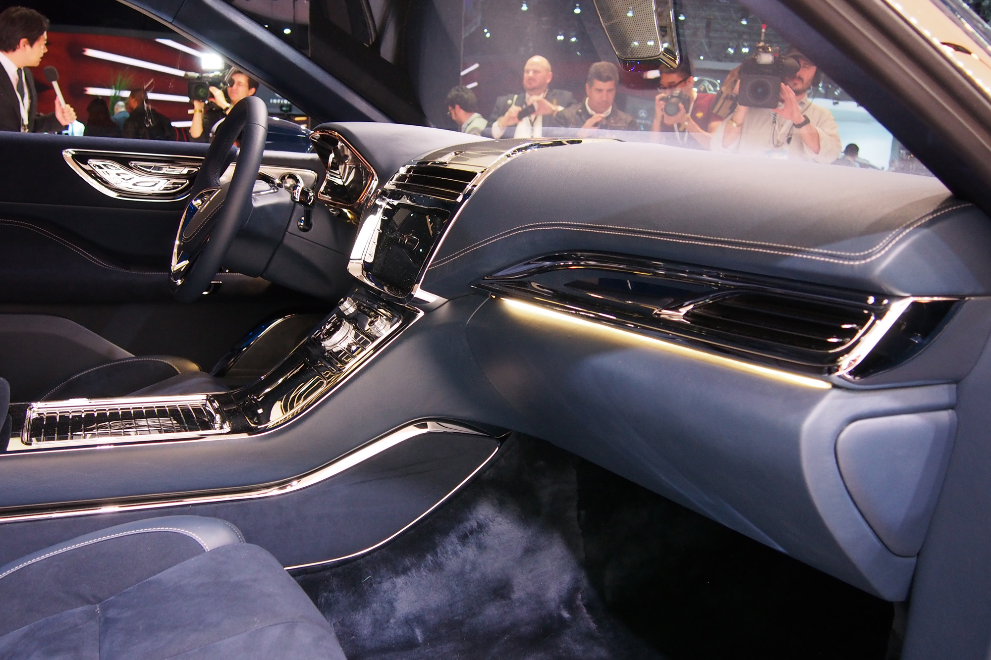 Creative Lincoln Continental Concept Video First Look  AutoGuide