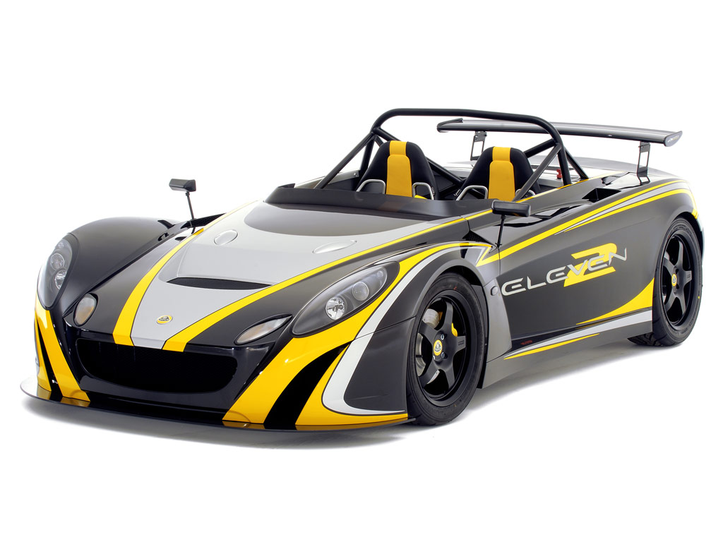 Lotus Targets Nurburgring Record With 2 Eleven Successor