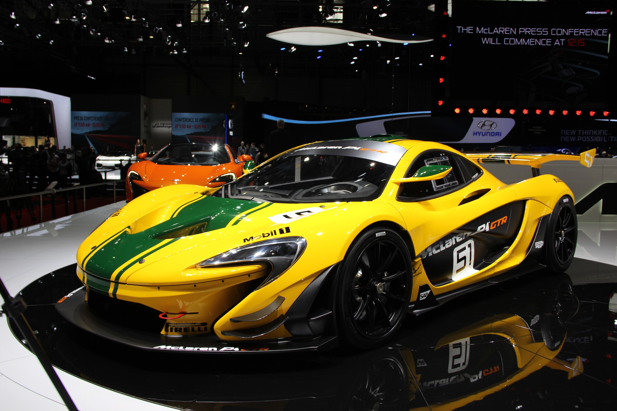 street legal mclaren p1 gtr coming report mclaren life. Black Bedroom Furniture Sets. Home Design Ideas