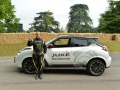 New two-wheeled record for Nissan JUKE NISMO RS and Terry Grant