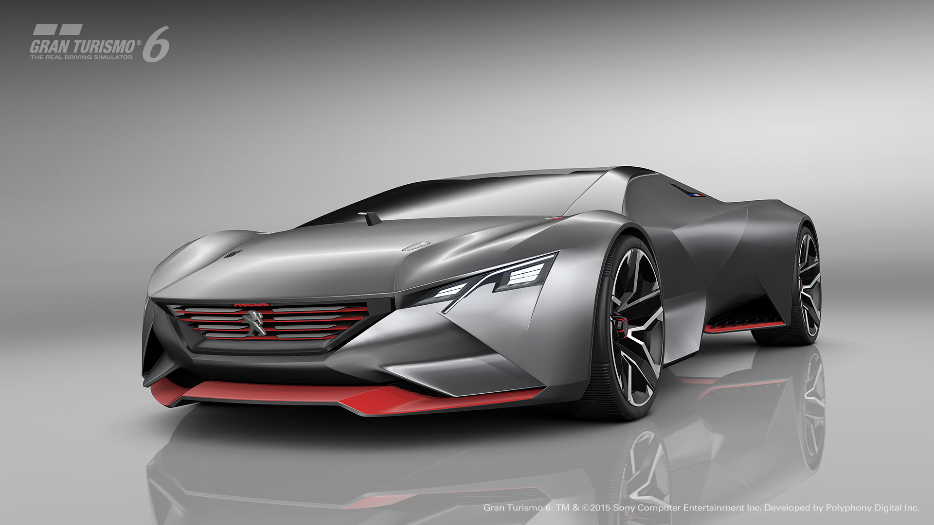 peugeot vision gt concept packs 875 hp news. Black Bedroom Furniture Sets. Home Design Ideas
