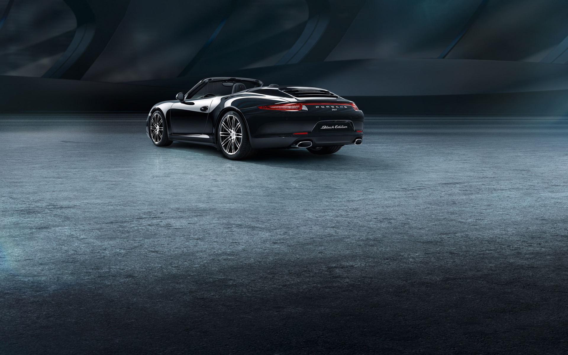 porsche boxster 911 carrera get black edition packages