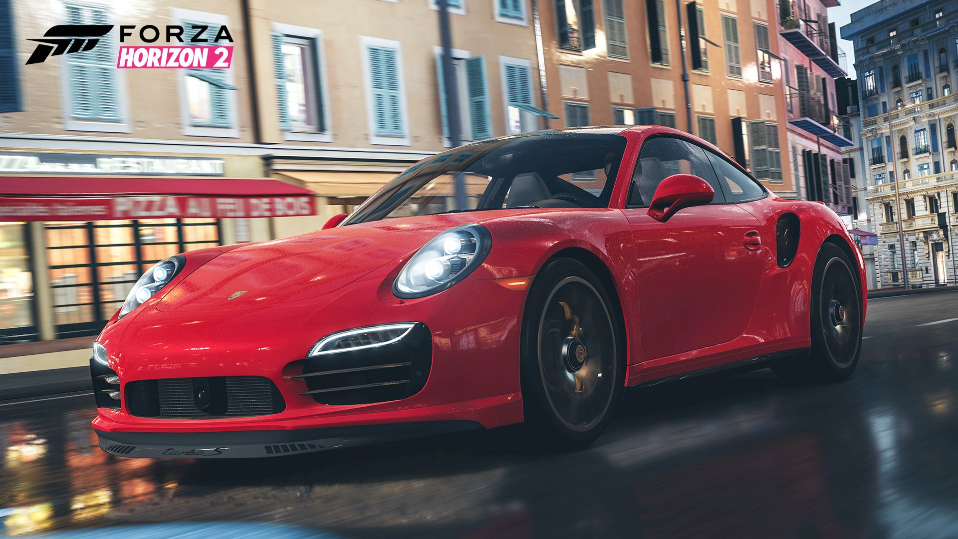 ... Porsche Joins Forza Horizon 2 02 ...