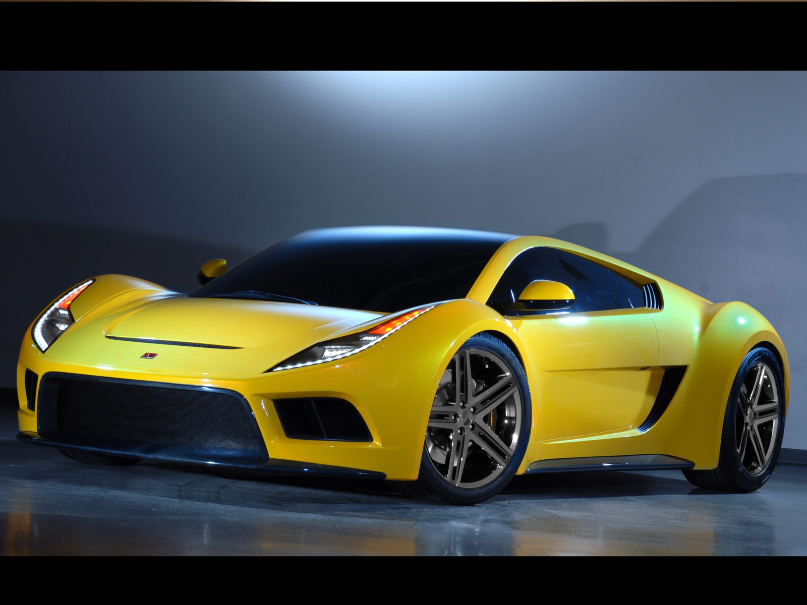 Heres Your Chance To Buy Saleens Supercar Division - Cool yellow cars