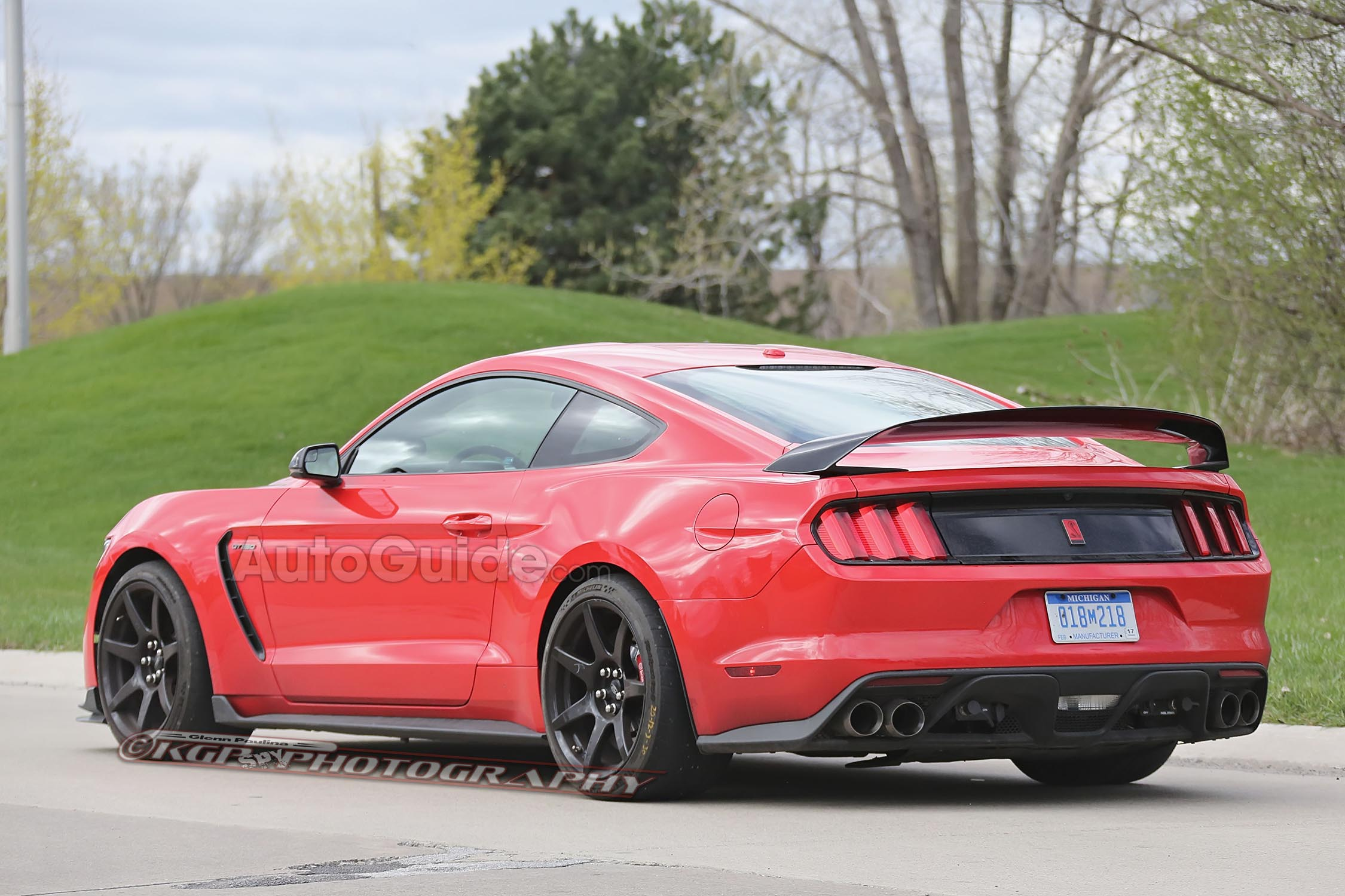 Image Result For The Spy Shots Ford Mustang Svt Gt Price