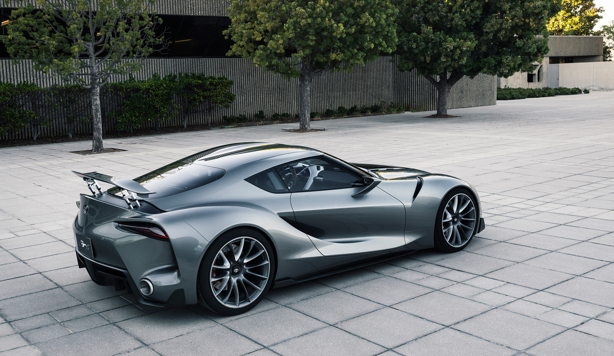 Toyota S FR Trademarked Is This the New Supra AutoGuide News