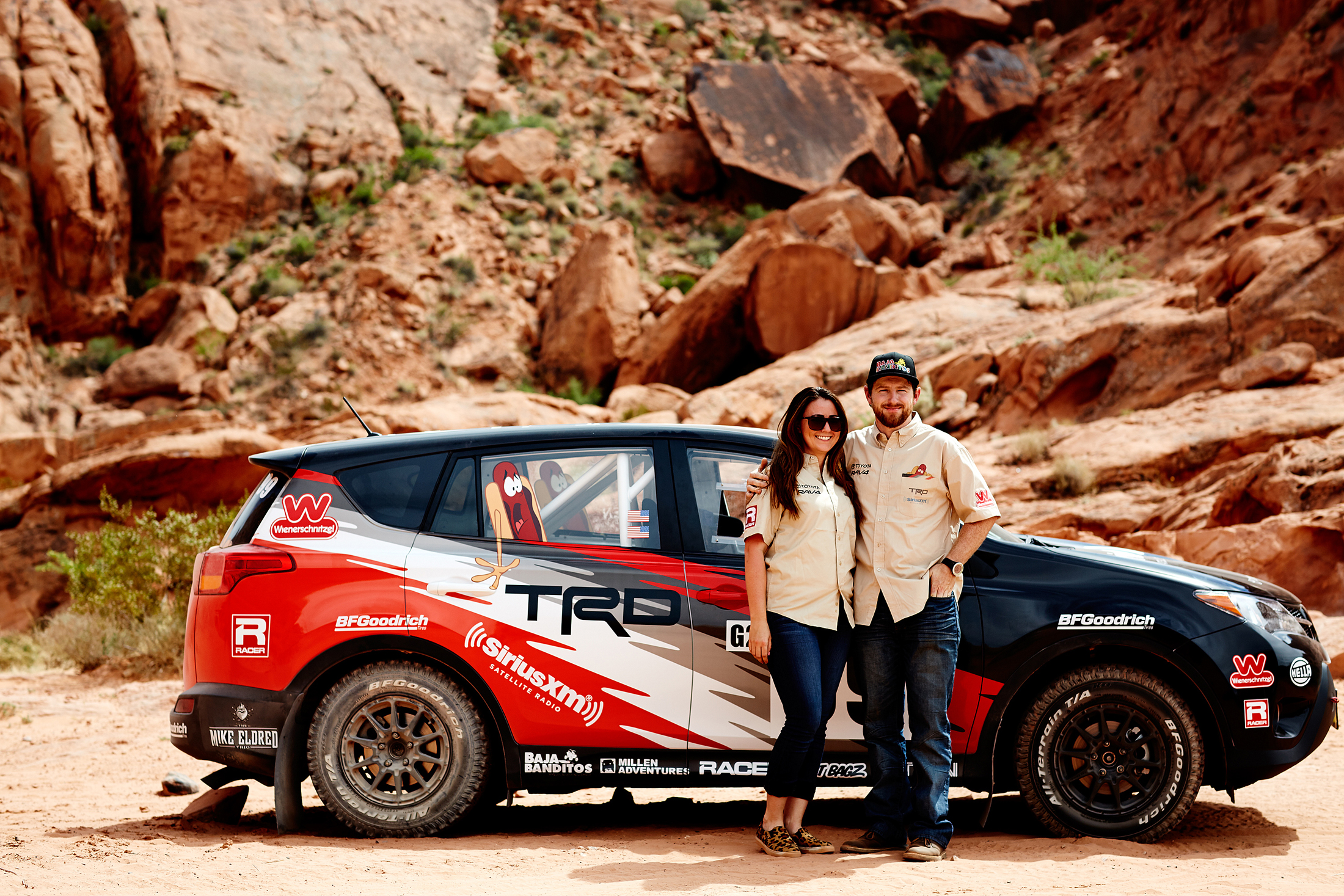 Toyota RAV4 Rally Car Revealed - Toyota Nation Forum : Toyota Car ...