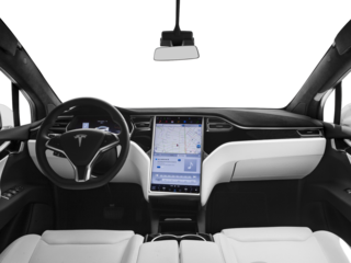 2016 tesla model x awd 4dr 75d specs price user reviews photos buying advice. Black Bedroom Furniture Sets. Home Design Ideas