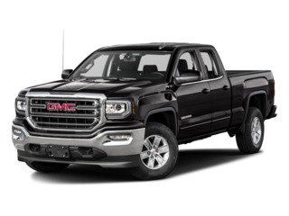 2017 gmc sierra 1500 double cab standard box 4 wheel drive sle specs price user reviews. Black Bedroom Furniture Sets. Home Design Ideas