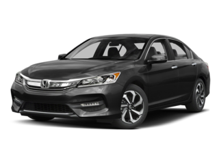 2017 Honda Accord Ex Cvt Sedan