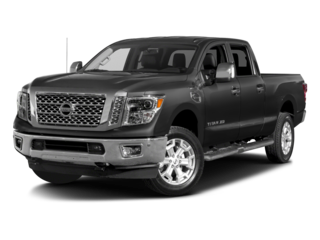 2017 nissan titan xd 4x4 diesel crew cab sl specs price user reviews photos buying advice. Black Bedroom Furniture Sets. Home Design Ideas