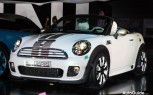 Frankfurt 2009: First Live Photos of the MINI Roadster