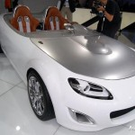 Frankfurt 2009: Mazda MX-5 Superlight Revealed