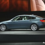 Frankfurt 2009: BMW 5 Series GT Official World Premiere