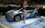 Frankfurt 2009: Toyota Prius Plug-In Hybrid Concept Recharges in Just 90 Minutes