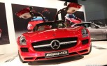 "LA 2009: Mercedes Gives First ""From-Scratch"" AMG Model Its U.S. Debut in Los Angeles"