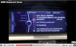 Read Emails In-Car with BMW, BlackBerry, and Bluetooth [video]