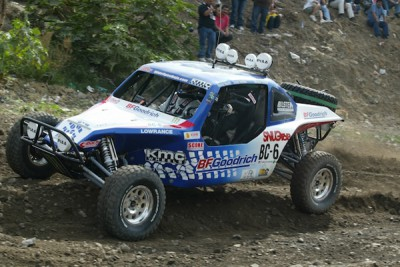 BFGoodrich Tires WOE BC Race Car