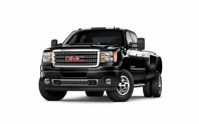 2011 GMC Denali 3500HD Dually