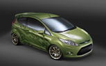 Eight Ford Fiestas to Take Center Stage at SEMA; Including One 350-HP Version