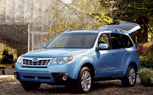 2011 Subaru Forester Debuts With New Boxer Engine, Improved Fuel Economy