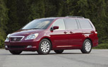 Honda to Recall Odyssey, Acura RL Over Brake Fluid Leak
