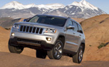 2011 Jeep Grand Cherokee Named 'SUV of Texas'
