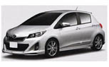 2012 Toyota Yaris/Vitz Revealed With More Dynamic Design, Increased Size