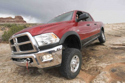 2010 Ram Power Wagon