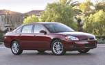 GM Recalls 400,000 Chevy Impala Models for Improperly Installed Seat Belts