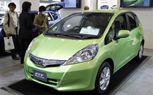Honda Fit Hybrid Now Japan's Cheapest Gas-Electric Vehicle