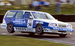 Volvo To Enter World Touring Car Championship