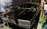 The Green Hornet's 'Black Beauty' Heading to SEMA