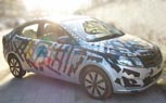 2012 Kia Rio: First Spy Pictures Reveal Optima-Inspired Look