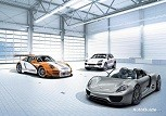 Report: Porsche Planning Hybrids Across Entire Model Range