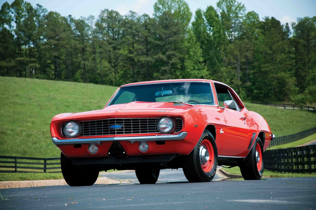 RM Auctions to Sell-Off One of the World\'s Largest Muscle Car ...
