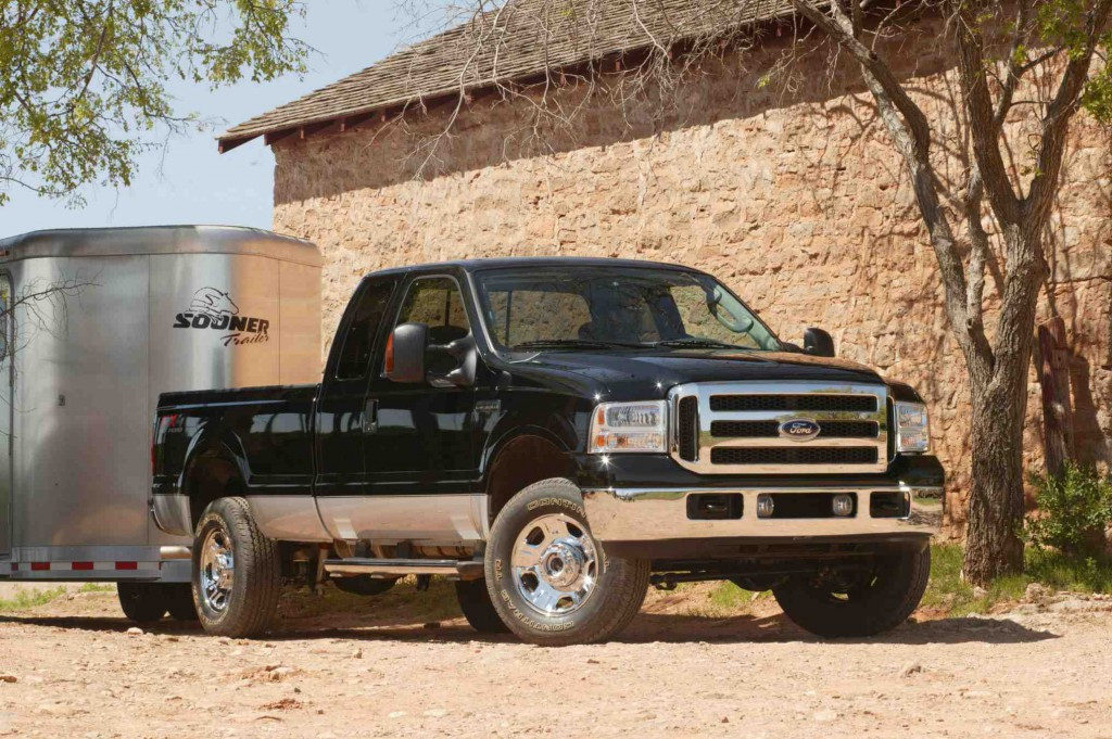 Ford F 250 Reaches A Million Miles In Just Four Years Autoguide