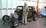 Bigfoot Themed '32 Ford 'Deuce' to Debut at SEMA