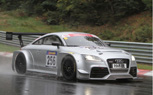 Audi TT RS Race Car Makes Track Debut