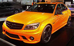 Mercedes-Benz Concept 358 Based on C63 AMG Debuts at Australian Auto Show
