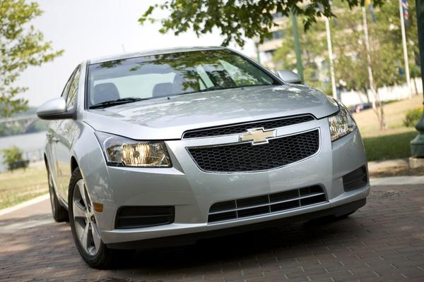 The Chevrolet Cruze, with it's 1.4L turbo engine, has all the right stuff to