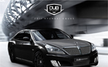 2011 Hyundai Equus DUB Edition To Debut At SEMA