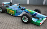 Michael Schumacher's First World Championship F1 Car Can be Yours for $2 Million