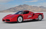 Twin Turbo Ferrari Enzo Sets 238-MPH Top Speed Record